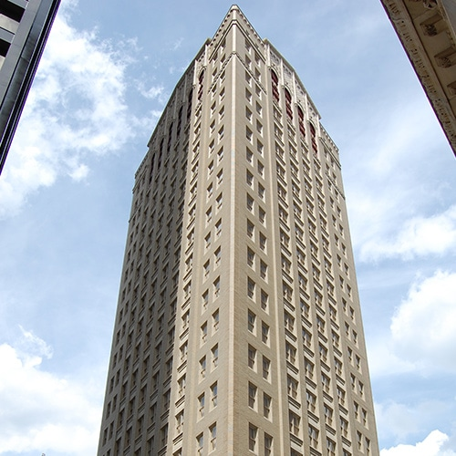 Rhodes Haverty building